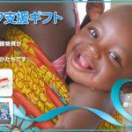 日本ユニセフ協会が行っている「ユニセフ支援ギフト」の申込の流れ