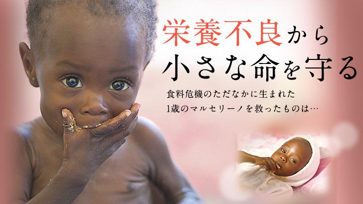 日本ユニセフ協会が行っている「マンスリーサポート・プログラム」の内容とは?
